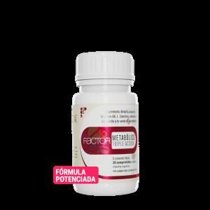 Factor Metabólico - Tratamiento de 30 días