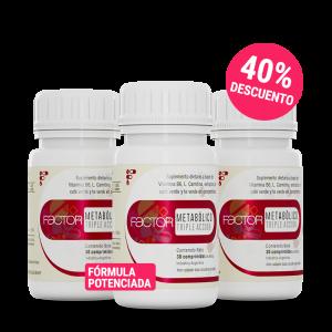 Factor Metabólico - Tratamiento de 90 días