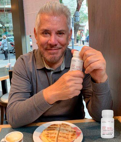 arnaldo andre factor metabolico